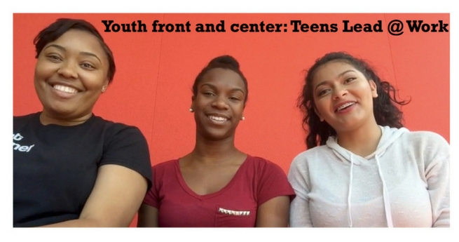 Teens Lead @Work